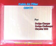 C26176 Cabin Air Filter For Dodge Charger Challenger Chrysler 300 CF11668 24048