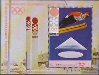 Nordjemen (Arabische Rep.) Block147 (kompl.Ausg.) postfrisch 1970 Olympische Win