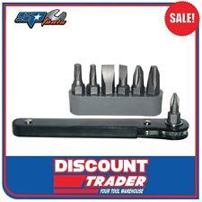 SP Tools 8 Piece Ratchet Driver Bit Set - SP39608