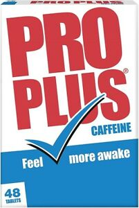 ProPlus Caffeine 48 Tablets FREE DELIVERY
