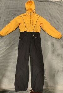 Vintage 90's Obermeyer Junior Ski Suit Size 10