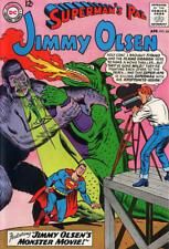 SUPERMAN'S PAL JIMMY OLSEN #84 G, DC Comics 1965 Stock Image