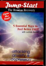 JUMP-START - 5 WAYS TO ATTACK ANXIETY & FEEL BETTER FAST - DVD VIDEO NEW SEALED