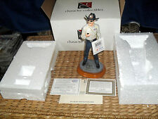 2001 Richard Petty Statue/Character Collectible Limited Ed. No.2 of 2035  NASCAR