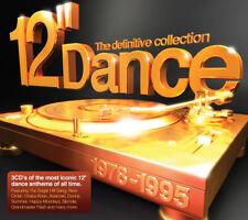 12 lnch Dance - Various Artist - 3 CD Set -  New Factory Sealed CD