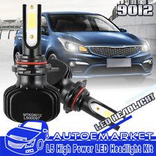 9012 LED Headlight Kit for Ford Edge 2011-2014 Taurus 2013-2016 High Low Beam
