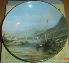 Coalport Collectors Plate LOCH FYNE From ENGLISH MASTERPIECES