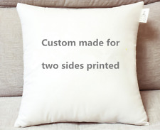Customer-made costum two sided hugging Pillow Cushion Case Cover