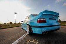 BMW E36 Sedan 4dr REAR Overfenders Fitment Lab WideBody Drift