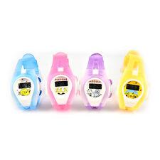 Fashion children's watch Colorful Boy Girl student Sport Digital Wrist Watch、New