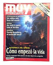 REVISTA MUY INTERESANTE. NÚM. 153 (1994). GÉNESIS, CÁNCER, VIDA, SABIOS
