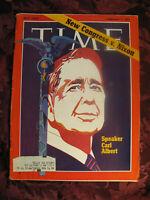 TIME magazine February 1 1971 Feb 2/1/71 NIXON CONGRESS CARL ALBERT