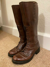 More details for rcmp high brown dress riding boots