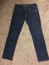 american eagle outfitters Striaght Stretch Jeans Size 4 Short