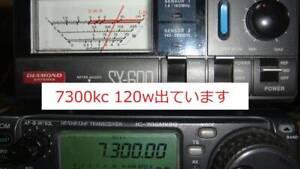 ICOM IC-706MKⅡG 1.8~50/144/433Mhz All mode 100w transceiver Amateur Ham Radio