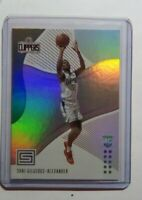 Shai Gilgeous Alexander Status RC Silver 2018-19 Rookie Los Angeles Clippers