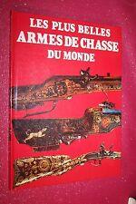 LES PLUS BELLES ARMES DU MONDE HOWARD L. BLACKMORE éd 1983 ILLUSTRATIONS PHOTOS