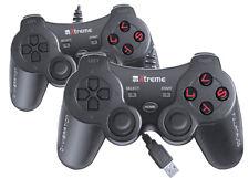 kit 2 Joypad USB Analogici Compatibili Playstation 3 e Pc 90306