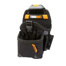 ToughBuilt Specialist Drill Holster Tool Storage with Cliptech Pouch and Hub