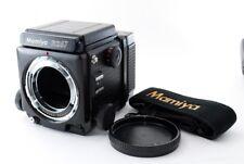 [Exc++++] Mamiya RZ67 Pro Medium Format Camera Body Finder 120 Film Back #80505