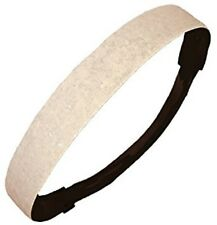 White Glitter Headband (12 Pack)