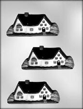 """4-3/4"""" House Chocolate Candy Mold from CK #13673"""