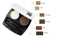 Avon mark. Perfect Brow Styling Duo Kit Various Shades