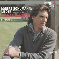 Schumann: Lieder ((CD Jan-1990)