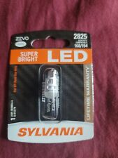 Sylvania ZEVO LED Light 2825 White 6000K single bulb Front Side Marker Stock OE