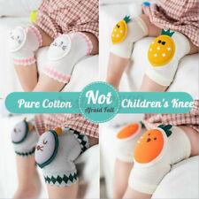 2020 Pairs Baby Crawling Knee Pads Safety Anti-slip Walking Leg Elbow