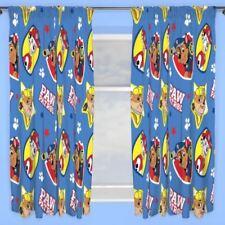 Accessoires bleus pour rideau et store Salon