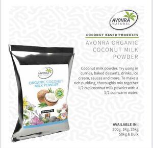 organic coconut milk powder 1KG
