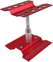 IFLYRC RC Car Work Stand Repair Workstation 360° Rotation for 1/8 1/10 RC Truck