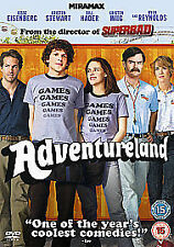 Adventureland [DVD], Very Good DVD, Matt Bush, Kelsey Ford, Michael Zegen, Ryan