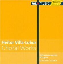 Villa-Lobos: Choral Works, New Music