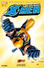 PANINI  Marvel France   ASTONISHING  X-MEN    N° 3                   MAI30