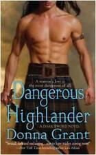Dangerous Highlander: A Dark Sword Novel-ExLibrary