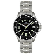 Mens Rotary Aquaspeed luminous watch AGB00074/W/04