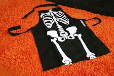 WILLIAMS-SONOMA SKELETON APRON (KID'S) – NWT – IT'S SO CUTE, NO BONES ABOUT IT!