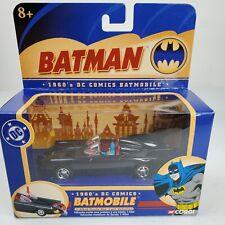 "Collectible 2005 Corgi - 1960s DC Comics ""BATMAN BATMOBILE BMBV1"" 1:43"