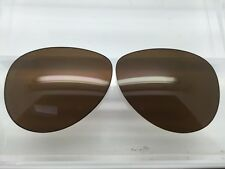 Ralph Lauren RA 4004 Custom Sunglass Replacement Lenses Brown Polarized NEW