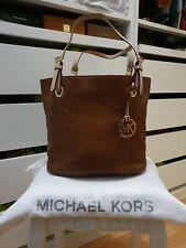 Original MICHAEL KORS Tasche Leder Schultertasche Handtasche shopper bag MK