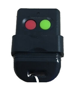 Gate Remote Control 8 Switch RED GREEN Button compatible With BMG Imports QLD