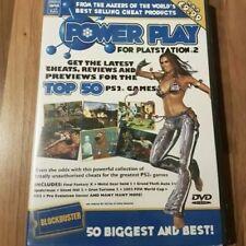PS2 PlayStation 2 Blockbuster Power Play Cheats Reviews Previews Top 50 Games 02