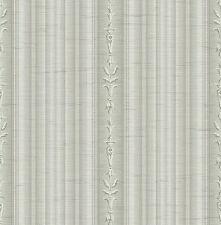 Tapete, Designtapete, Schimmer, Streifen, Bordüre, silber, grau, offwhite, stein