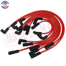 Performance Spark Plug Ignition Wire For 1996-2014 Chevy GMC 4.3L Vortec V6 NEW