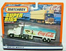 MATCHBOX SUPER RIGS COCA COLA NEW IN PACKAGE