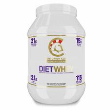 Centurion Club Diet Whey Protein 2kg with added vitamins & minerals FREE Shaker