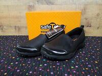 safeTstep 159985 Camina 2.0 Slip on Women's Black Shoes Size 6.5 NWB