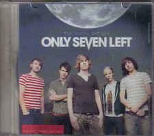 Only Seven Left-The Moonlight Sky Promo cd single